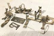 Antique Vintage Wheeler Wilson 9 Family Sewing Machines Accessories