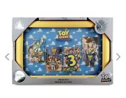 Toy Story 25th Anniversary Pin Set – Limited Edition Brand New Boxed Perfect