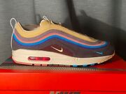 Nike Airmax 1/97 Sean Wotherspoon Aj4219-400 Uk9.5 Rare Immaculate Boxed