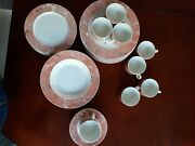 Villeroy And Boch Siena Dinnerware Service For 8-40 Pieces