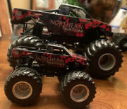 Hot Wheels Monster Jam Northern Nightmare 124 Scale And 164 Loose Used