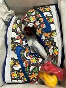 Nike Sb Dunk High Concepts Ugly Christmas Sweater 2017 Gs New Size 6.5