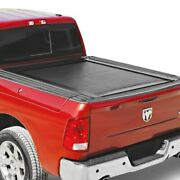 For Ford F-150 15-20 Jackrabbit Hard Manual Retractable Tonneau Cover