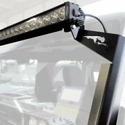 For Jeep Wrangler 07-14 Light Bar Kit A-pillar And Windshield Frame Mounted 50 And