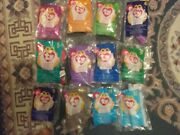 Nipand039s Vintage 1998 Mcdonaldand039s Happy Meal Toys Ty Beanie Babies