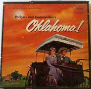 Rodgers And Hammersteinand039s Oklahoma Movie Soundtrack 7andrdquo Set Of 4 Albums 45 Rpm