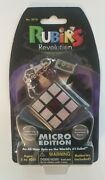 Rubiks Revolution Micro Edition Electronic Keychain Game 2007