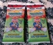 2020 Topps Chrome Garbage Pail Kids Series 3 Value Pack Fat Pack Lot Of 2