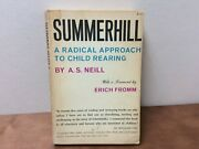 Summerhill A Radical Approach To Child Rearing By A. S. Neill 1964, Paperback