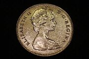 1968 Canada 5 Cent Nickel High End Platinum Group Metals Coated Coin