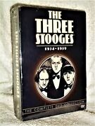 Three Stooges Ultimate Collection Dvd, 2012, 20-disc 65 Hours Larry Curly Moe