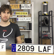 License Plate Prediction - Spain Gimmicks And Online Instructions By Martin An