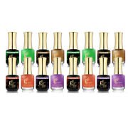 Igel 160 - 247 Nail Lacquer And Gel Polish Matching Color Set Pick Your Colors