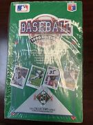Upper Deck 1990 The Collectors Choice Box Of Baseball Cards New, Sealed