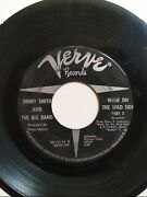 Jimmy Smith And The Big Band Walk On The Wild Side Pt. 1 And 2 7 45 Mgm Records