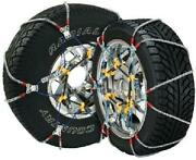 Snow Tire Chain Sz143 Super Z6 Cable Tire Chain Set Of 2 For Cars Pickups Suvs