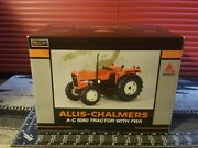 Allis Chalmers 5050 1/16 Resin Farm Tractor Replica Collectible By Speccast