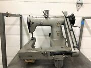 Singer 261-3 2 Ndl Off Arm Chainstitch 1/2 Head Only Industrial Sewing Machine
