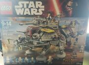 Lego Star Wars 75157 Captain Rexand039s At-te Brand New Sealed