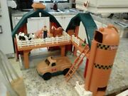X Lg Vintage Tonka Farm Animals Truck Ex Large Play Set 1995 27and039and039x 22and039and039x 10