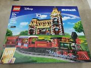 Lego 71044 Disney Train And Station New Sealed In Hand Free Shipping