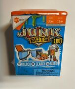 New Sealed Hexbug Junkbots Small Dumpster With 1 Bot