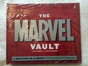The Marvel Vault A Museum-in-a-book Running Press 2007 Edition Sealed New Nm