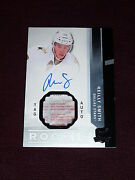 2012-13 The Cup Reilly Smith 1/5 First 1/1  Tag Patch Auto Rookie Rc Vegas