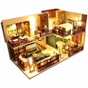 Miniatures Dollhouse Furniture Toys For Children Grownups Wooden Paper Materials