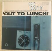 Eric Dolphy - Out To Lunch Lp Vinyl Record New Jazz At 33 Deagostini Blue Note
