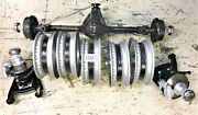 Reman Oem ... And03962 - And03979 A/h Sprite / Mg Midget Wire Wheel Conversion Kit H865