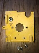 Mcculloch 610 605 650 Switch Plate Cylinder Cover Nice Oem Lc