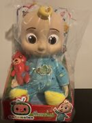 Cocomelon Roto Jj Doll Bedtime Soft 10 Plush Sing Toy Youtube | Ships Fast 🔥
