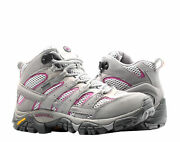 Merrell Moab 2 Mid Gore-tex Frost Grey Womenand039s Hiking Boots J06068