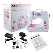 Nex Sewing Machine Crafting Mending Machine Portable With 12 Built-in Stitches