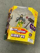 Aug192774-a Albert Vii - Alter Nation Action Figure - By Panda Mony