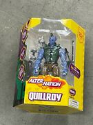 Aug192778-q Quillroy - Alter Nation Action Figure - By Panda Mony