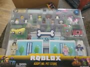 Roblox Adopt Me Pet Store 40 Pc Play Set ⚡ships Today⚡ In Hand