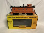 ✅mth Railking Atlantic Coast Line Caboose 30-77126 For Acl Diesel Steam Engine