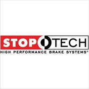 Stoptech Sport Axle Pack Brake Kit Drilled 4 Wheel - 979.47009
