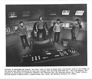 Vintage 1974 Star Trek Movieland Wax Museum - 28 Pages Of File Copy Documents.