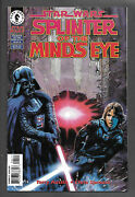 Dark Horse Star Wars Splinter Of The Minds Eye 4 Terry Austin 9.4 Nm White Pgs