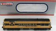 ✅williams Virginian Fm Trainmaster Diesel Engine W/ Horn And Lionel Type Couplers