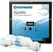 Hayward Aquarite Electronic Salt Chlorination System In-ground Pool 40000g Cell