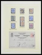 Lot 32961 Stamp Collection Finland Cancels 1875-1920.