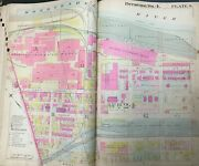 1901 South Side Pittsburgh Pa Ormsby Station Mary St-riverand27th-33 St Atlas Map