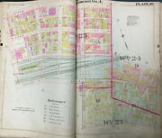 1901 Pittsburgh Pa S. 23rd St Station-telescope Standsarah-quincy Street Atlas Map