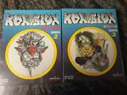 Guns N Roses And Motley Crue 500 Piece Factory Sealed Puzzles Lots Of 2