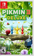 Swi Pikmin 3 Deluxe-swi Pikmin 3 Deluxe Game New