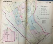 1901 Pittsburgh Pa Mt. Washington Park Boggs Station Arion-canfield St Atlas Map